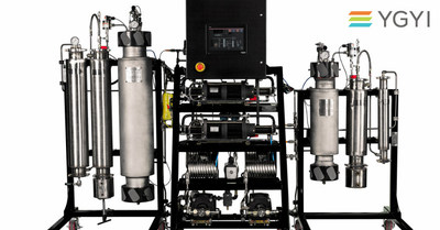 Hyper Supercritical CO2 Extraction Machines. Khrysos Global Hype Supercritical Co2 extraction systems maximize pressure and flow to achieve faster cannabinoid extraction and superior yields.
