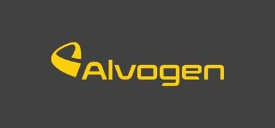 Alvogen logo (PRNewsfoto/Alvogen)