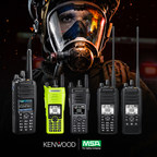 MSA and JVCKENWOOD Team Up to Offer Firefighters Improved Voice Communication Capabilities