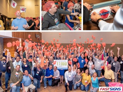 FASTSIGNS 2019 Community Giveback