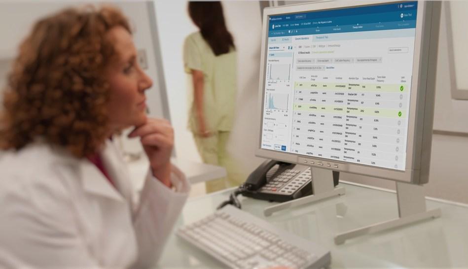 Philips IntelliSpace Precision Medicine Genomics