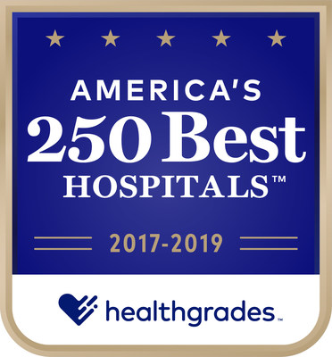 Holy Cross Hospital Named Among Top 5 Percent of U.S. Hospitals for Clinical Outcomes, According to Healthgrades