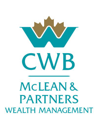 CWB McLean and Partners new logo, effective February 14, 2019. (CNW Group/CWB McLean & Partners Wealth Management Ltd.)