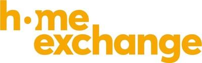 HomeExchange logo (PRNewsfoto/HomeExchange)