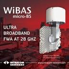 Intracom Telecom Launches New MW Radio for Ultra-Broadband Fixed Wireless Access Networks