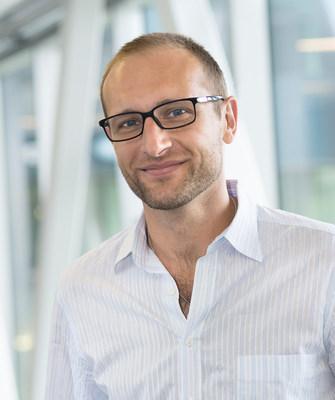 Greg Fitzharris, Ph. D., CRCHUM researcher (CNW Group/Centre hospitalier de l'Université de Montréal (CHUM))