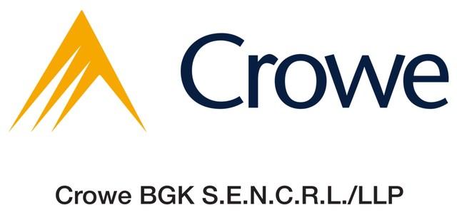 Logo: Crowe BGK (CNW Group/Crowe BGK)