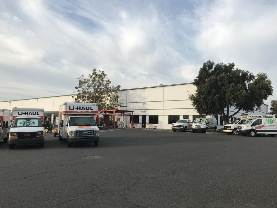 A state-of-the-art moving and self-storage facility is coming together at 1600 Tide Court thanks to U-Haul® Company's recent acquisition of the 64,808-square-foot former Sam's Club® distribution center.
