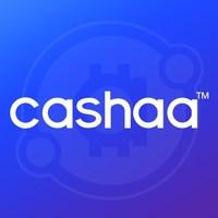 Cashaa Logo (PRNewsfoto/Cashaa)