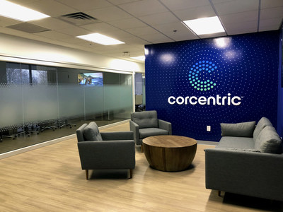 Corcentric headquarters in Cherry Hill, NJ