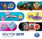 Spin Master Introduces Explosive Entertainment and Innovative Play with 2019 Product Portfolio