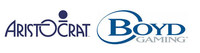 Boyd Gaming logo (PRNewsfoto/Aristocrat Technologies, Inc.)