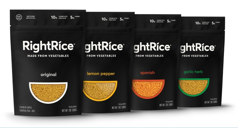 RightRice® launches breakthrough vegetable rice grain with an exclusive national launch in Whole Foods Market and on Amazon.