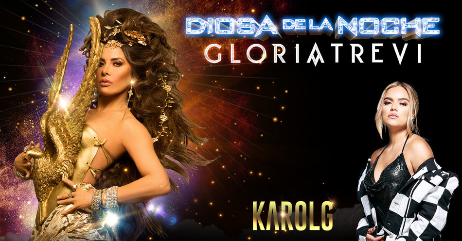 Gloria Trevi Announces U.S. 'Diosa De La Noche' Tour with Special Guest Karol G