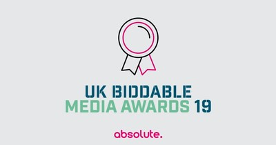 Absolute Digital Media Shortlisted For Charity Campaign of the Year at the UK Biddable Media Awards 2019