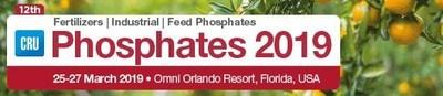 CRU Phosphates 2019