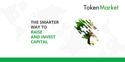 Global investment platform, TokenMarket launches its Security Token Offering
