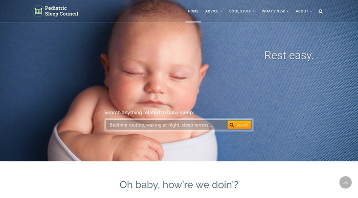 Find hundreds of answers to common infant and toddler sleep questions on babysleep.com.