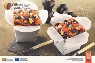 """""""OLIVE YOU"""" Announces A New European Olive Recipe"""