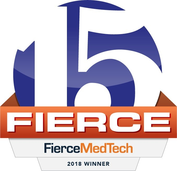 FierceMedTech 2018 Winner