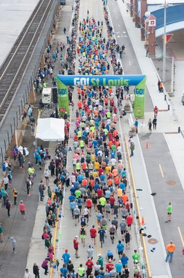 St. Louis' premier annual running event