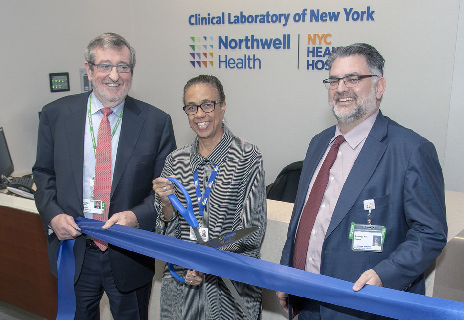 Northwell Health and NYC Health + Hospitals Open $47 7M
