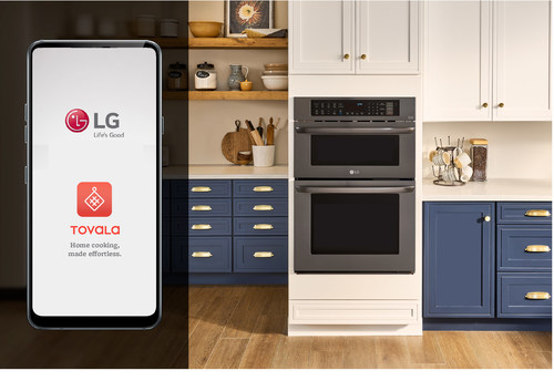 LG Electronics USA is expanding its smart kitchen appliance partnerships with plans to integrate Tovala – the effortless cooking solution and meal service – into 2019 LG smart ovens and ranges this year.