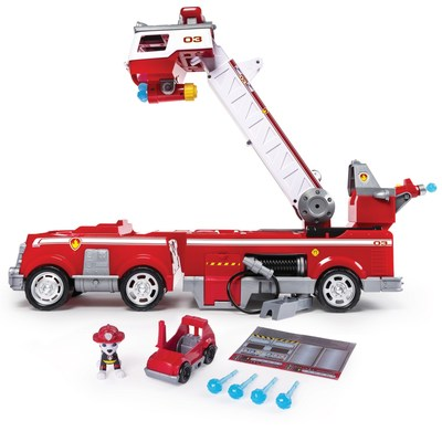 PAW Patrol Ultimate Rescue Fire Truck Wins Vehicle Toy of the Year (CNW Group/Spin Master)