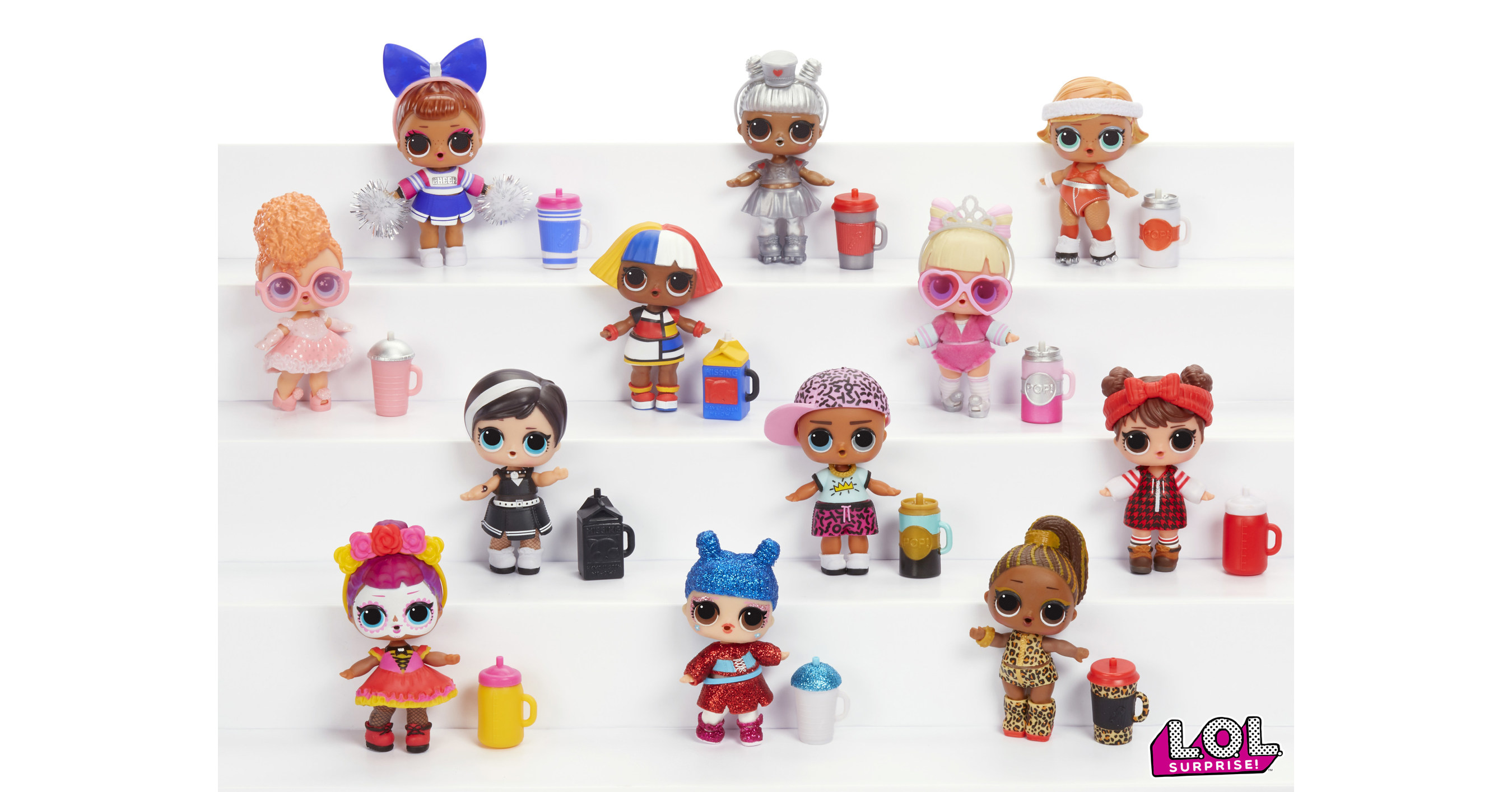 Fashionably Fabulous L.O.L. Surprise! Takes The Crown With Top Toy Awards