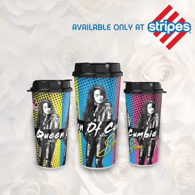 Stripes® Stores to Release Limited-Edition Selena Cups