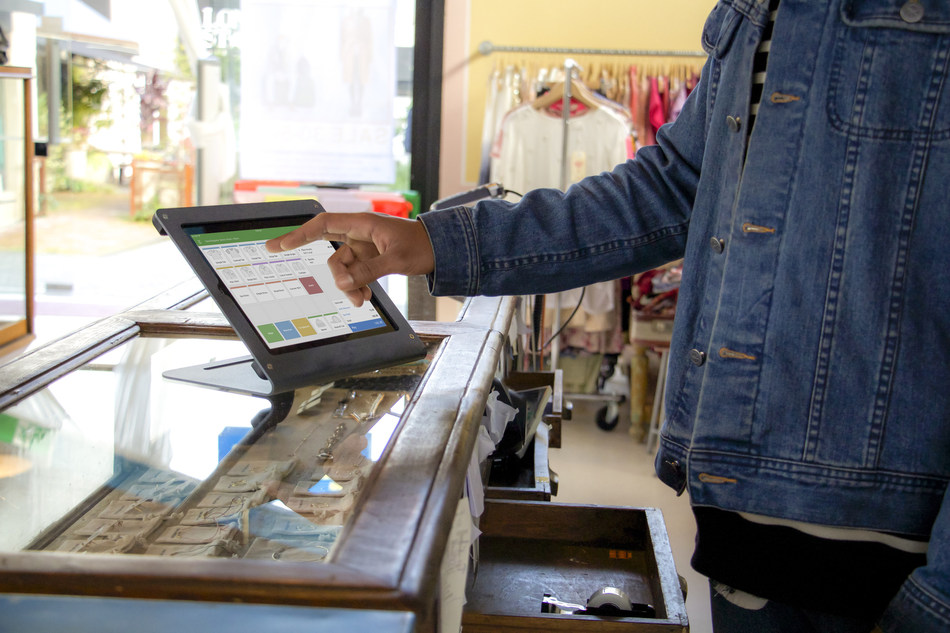 Vend point of sale on iOS