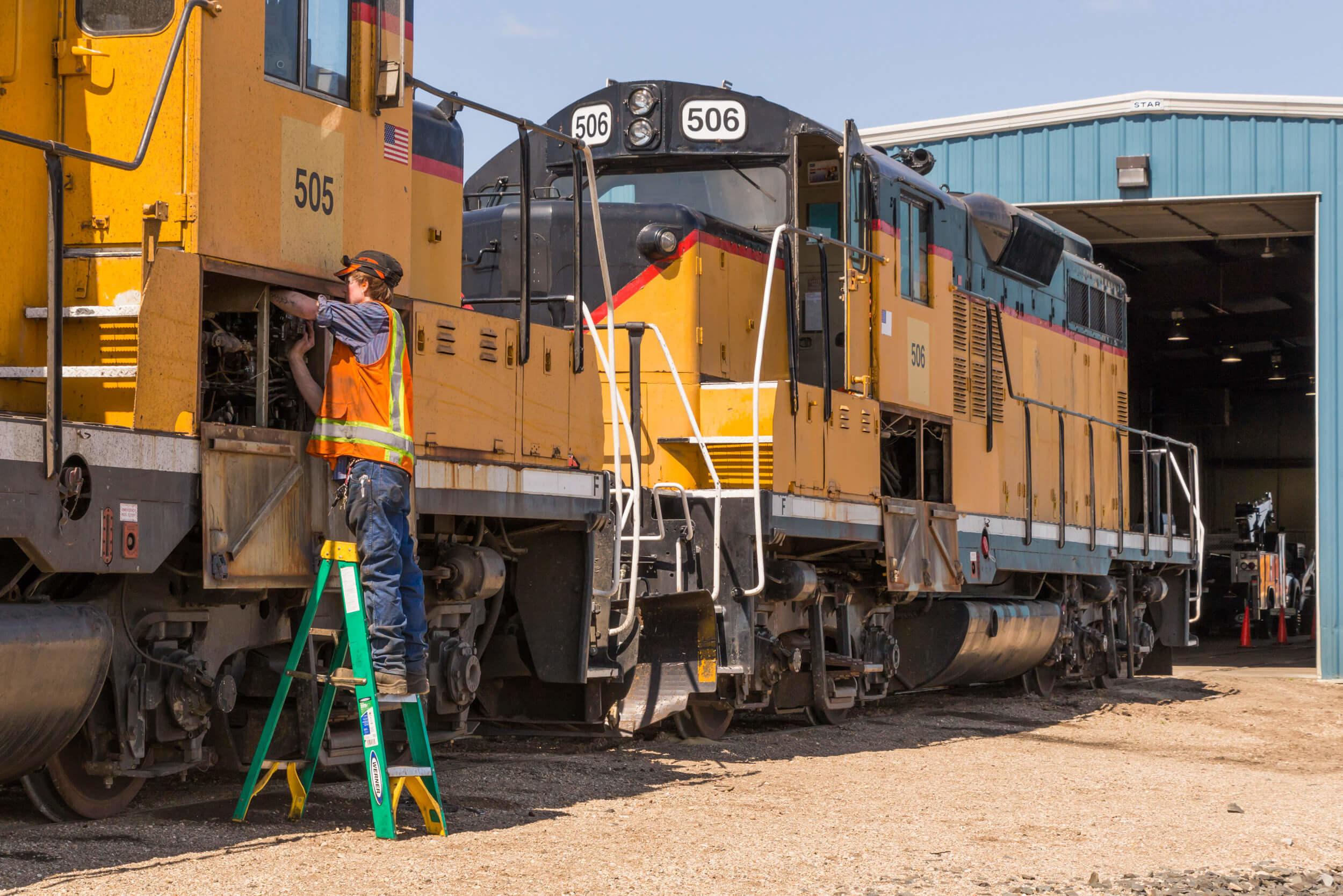 Railroad Worker Mesothelioma