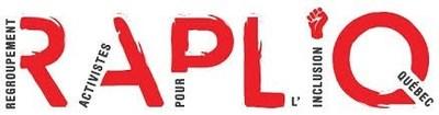 Logo : Regroupement des activistes pour l
