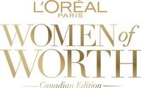 L'Oréal Paris Canada Women of Worth (CNW Group/L'Oréal Paris Canada)