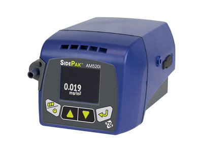 The SidePak AM520i is the industry's smallest and lightest personal exposure monitor on the global market with a certified intrinsically safe design.