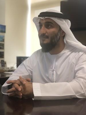 Abdulla Mohamed Alshehhi Managing Director at the National Advisor Bureau Limited (PRNewsfoto/National Advisor Bureau Limited)