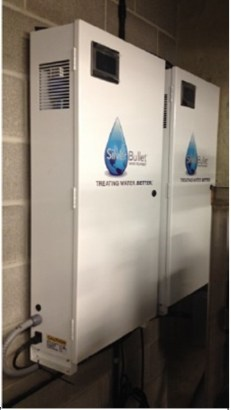 Silver Bullet AOP solution installed at GSA Denver Federal Center's Building 95