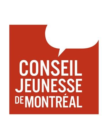 Logo : Conseil jeunesse de Montréal (Groupe CNW/Conseil jeunesse de Montréal)