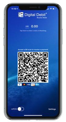 Digital Debit App for iOS