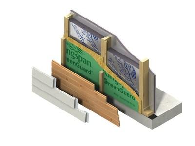 Kingspan showcases high performance insulation and moisture