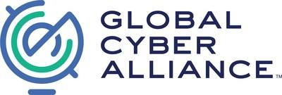 Global Cyber Alliance logo (PRNewsfoto/Global Cyber Alliance)