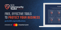 Global Cyber Alliance and Mastercard Launch Cybersecurity Toolkit to Enable Small Businesses to Stay Protected (PRNewsfoto/Global Cyber Alliance)
