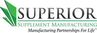 Superior Supplement Manufacturing Logo