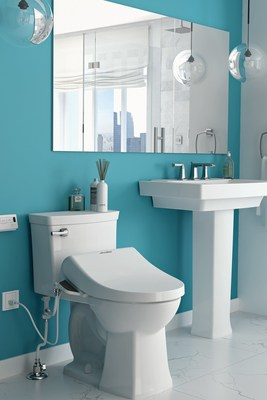 Offering A New Level Of Customizable Personal Cleansing, The Advanced Clean  SpaLet Bidet Seats From