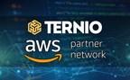 Ternio Blockchain Framework Accepted as Amazon Advanced Technology Partner