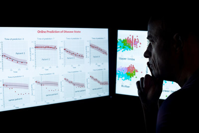 Prof. Boaz Lerner of Ben-Gurion University with new platform for predicting ALS progression