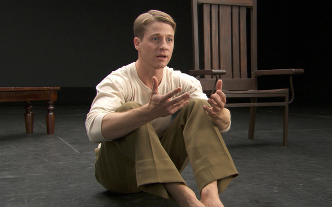 Ben McKenzie stars in a live performance of the Off-Broadway stage monologue