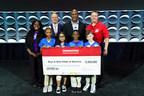 Bridgestone Retail Operations Raises $2.8 Million for Boys & Girls Clubs of America