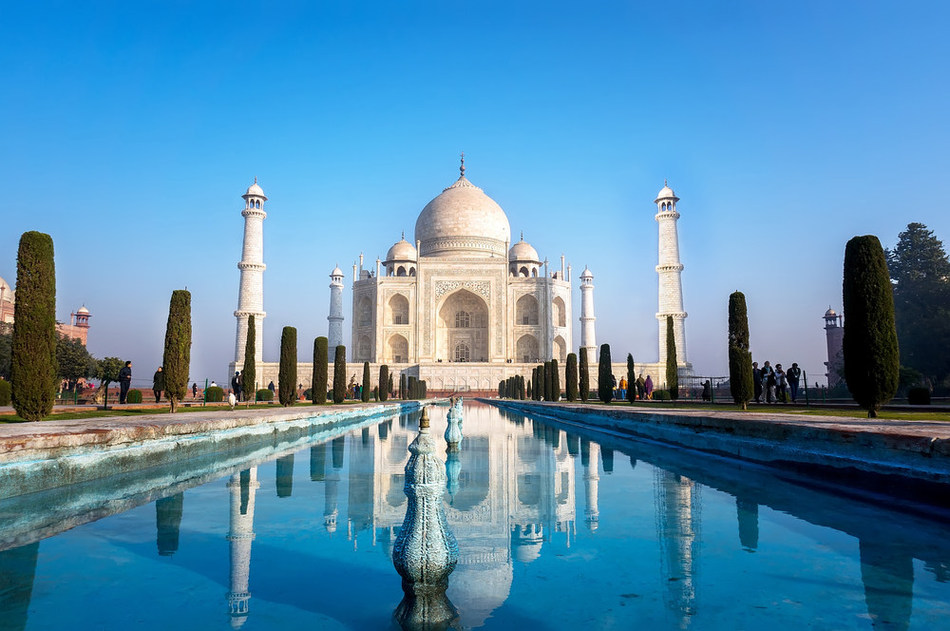 India is one of five destinations that Travel Leaders Network advisors say is a must-add to your Bucket List in 2019