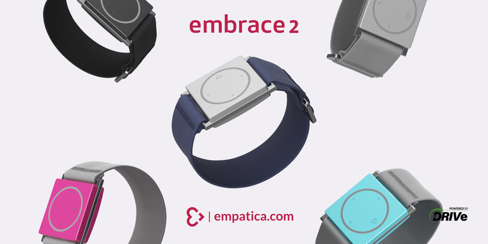 The partnership between Empatica and DRIVe will seek to develop the technology of the product to be able to detect respiratory infections in a person before any symptoms appear (PRNewsfoto/Empatica Inc)